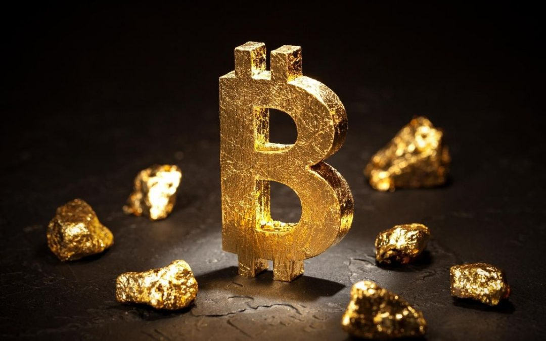Bitcoin Vs Gold Debate Rages As BTC Hits A Year High