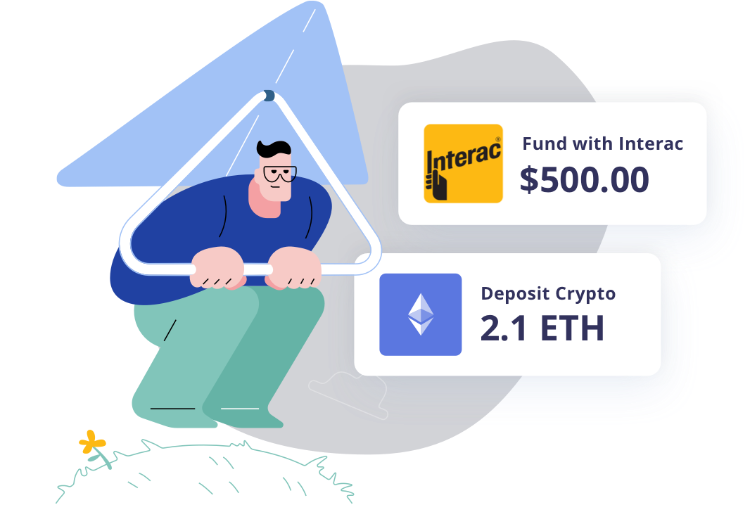 Canadian Crypto Exchange with Interac and No Funding Fees